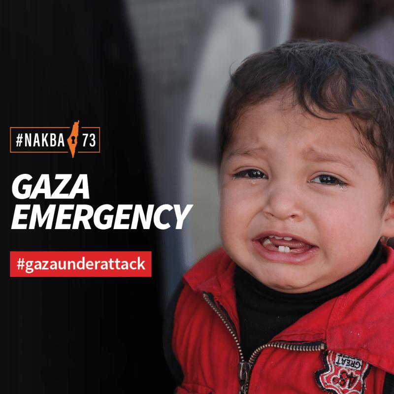 iF Gaza Emergency May 2021 Web Banner
